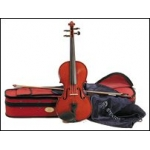 "Stentor 16"" Student 2 Viola Outfit with Case, Bow & Workshop Set Up (1505Q)"
