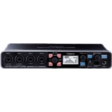 Roland UA1010 Octa-Capture USB Audio Interface 10 In x 10 Out