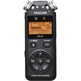 Tascam DR05 V2 Handheld Digital Recorder
