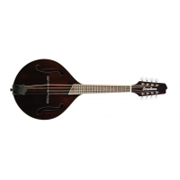 Breedlove OF Crossover Mandolin In Violin Varnish With Padded Bag