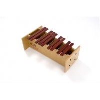 Percussion Plus PP2026 Alto Chromatic Half Xylophone