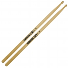 Regal Tip 5A205R Hickory Wooden Tip Drum Sticks