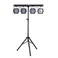 Plug & Play Lighting System (with Stand) Hire For Bands, DJ's & Parties