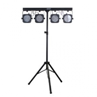 Plug & Play Lighting System Hire For Bands