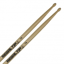 Regal Tip 7A207R Hickory Wooden Tip Drum Sticks