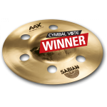"Sabian AAX 10"" Air Splash"