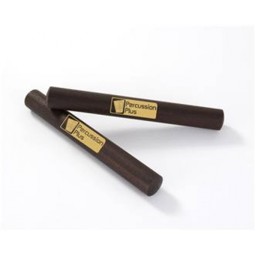 Percussion Plus PP213 Rosewood Claves