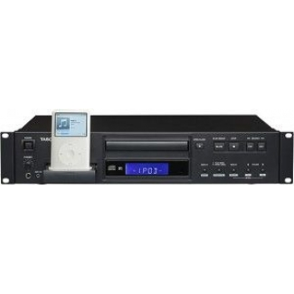 Tascam CD200i CD Player with iPod Dock