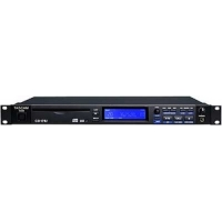 Tascam CD01U (Professional Rackmountable CD Player with RCA Unbalanced Analogue and SPDif Digital Outputs)