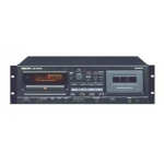 Tascam CDA750 CD / Cassette (Rack Mount)
