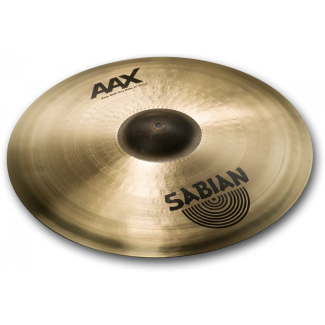 "Sabian AAX 21"" Raw Bell Dry Ride, Used"