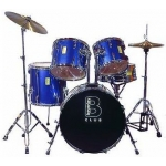 Beverley Club FUSION Drum Kit - ONLY PINK LEFT!