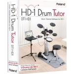 Roland DTHD1 Drum Tutorial Software for HD1
