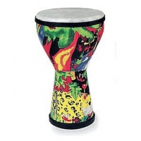 """Percussion Plus PP1175 Kids 10"""" x 6"""" Doumbek For African Music"""