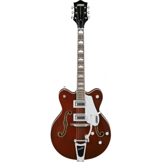 Gretsch G5422-TDC Electromatic Hollow Body in Walnut Satin, Secondhand