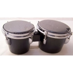 Beverley Primo Bongos in Black