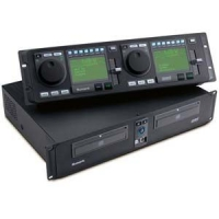 Numark HDCD1 Pro Dual CD Player With Internal Hard Drive & USB