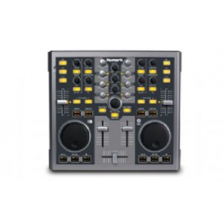 Numark Total Control Software Performance DJ Mixer