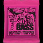 2 Sets of Ernie Ball 2834 Super Slinky Electric Bass Guitar Strings 45-100