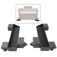 Piano Accessories Digital Piano Dollies AKA Castors, Wheels, Movers