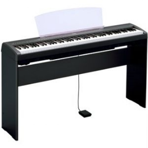Yamaha L85 Matching Stand In Black For  P35 P45 P85 P95 P105 P115