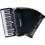 Roland FR3X V-Accordion in Black with Gig Bag, Secondhand