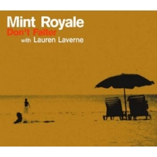 Faith & Hope Records, Mint Royale, Dont Falter CD Single (Feat. Lauren Laverne)