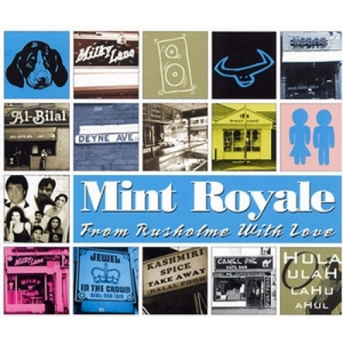Faith & Hope Records, Mint Royale, From Rusholme With Love CD Single