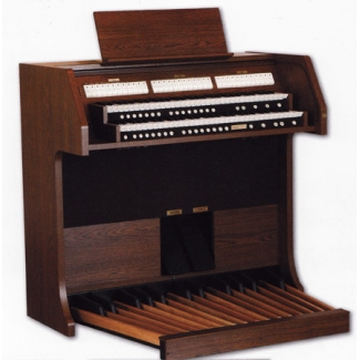 Viscount Cadet 31S(27)D Classical Organ In Real Wood Veneer