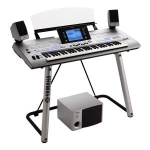 Yamaha Tyros 4 Keyboard, Speakers, Stand, Flash Memory & Premium Pack