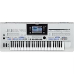 Yamaha Tyros 4 Keyboard With FREE Flash Expansion & FREE Premium Pack