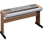 Yamaha DGX640 Keyboard in Cherry