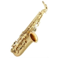 VIVACE (via Trevor James) Alto Sax in Gold Laquer (3SKVAGL)