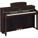 Yamaha CLP480 Clavinova Digital Piano in Rosewood