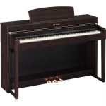 Yamaha CLP470 Clavinova Digital Piano in Rosewood