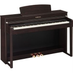 Yamaha CLP440 Clavinova Digital Piano in Rosewood