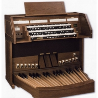 Viscount Cadet 42FD Classical Organ In Real Wood Veneer
