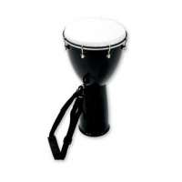 Percussion Plus PP448 Black Djembe