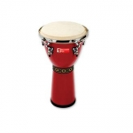 Percussion Plus PP450 Red Djembe 12""
