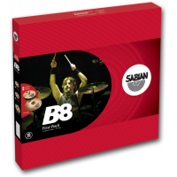 "Sabian B8X 13"" First Pack"