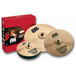 "Sabian B8 Pro Performance Set Plus w/FREE 18"" Crash"