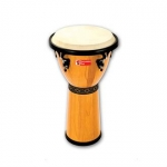Percussion Plus PP452N Natural Djembe 12""