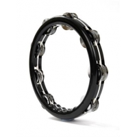 Percussion Plus PP464 Black Ring Tambourine