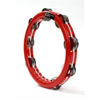 Percussion Plus PP465 Red Ring Tambourine