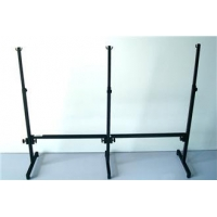Percussion Plus PP467 Double Adjustable Stand For Steel Pans