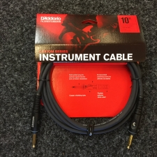 Planet Waves 10ft Instrument Lead (PW-G-10 Straight)