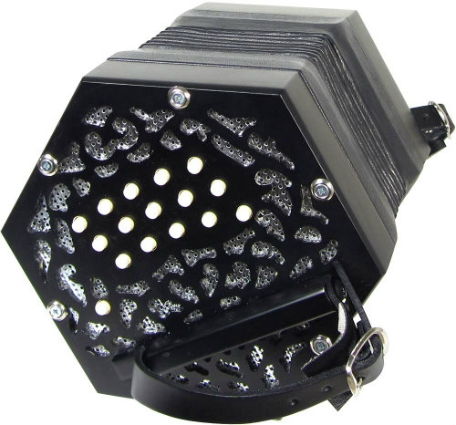 Stagi W15MS C/G Anglo Concertina With 30 Keys (GR47007)
