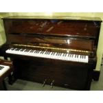 Bluthner Model A Upright Piano in Mahogany Polyester