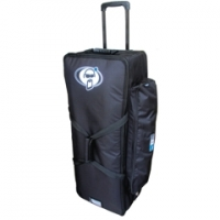"Protection Racket 28"" X 14"" X 10"" Hardware Bag Wheels 5028W-09"