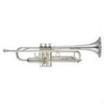 Yamaha YTR5335S Bb Trumpet, Silver Plated (YTR5335GS)